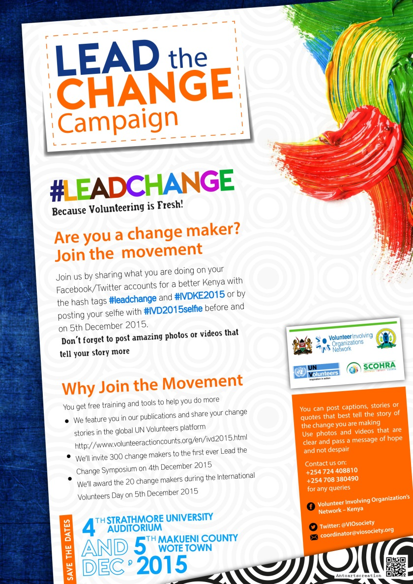 Lead the Change_Poster