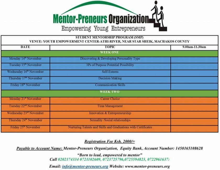 mentorpreneurs