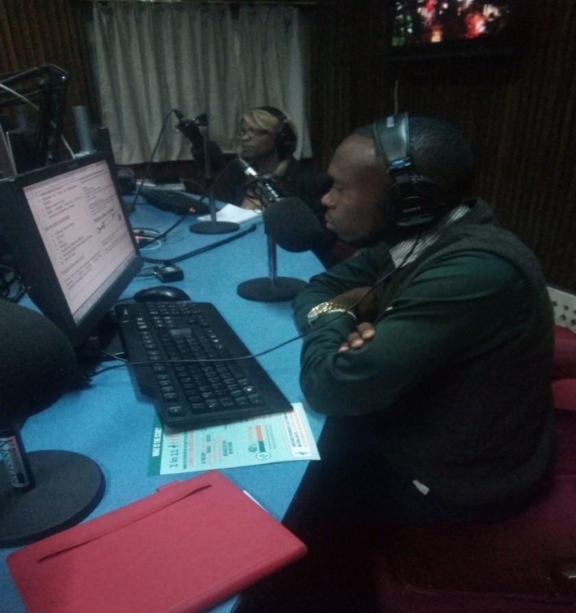 Feature on Radio
